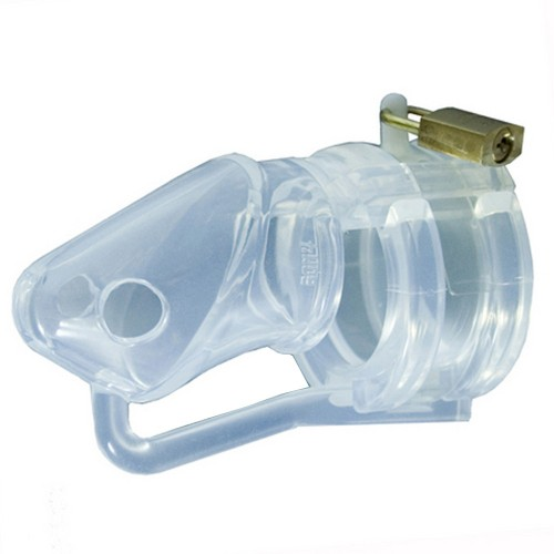 BON4 Plus Silicone Male Chastity Device