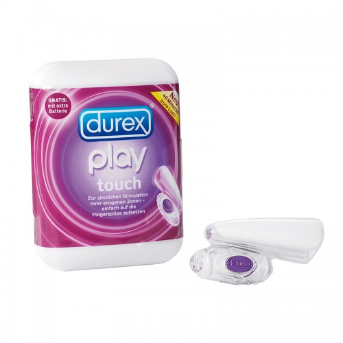 Durex Play Touch Finger Vibrator
