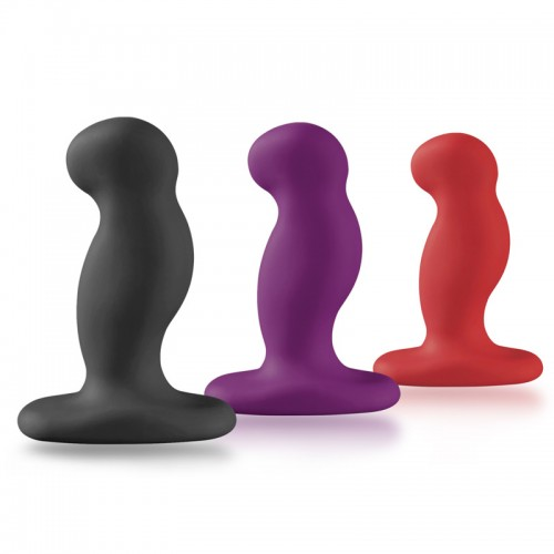 Nexus GPlay Trio Vibrating Prostate Massagers