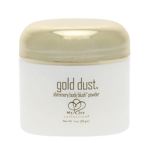 Gold Dust Shimmery Body Blush Powder