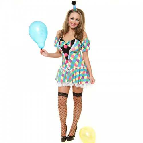 Cheeky Clown Outfit