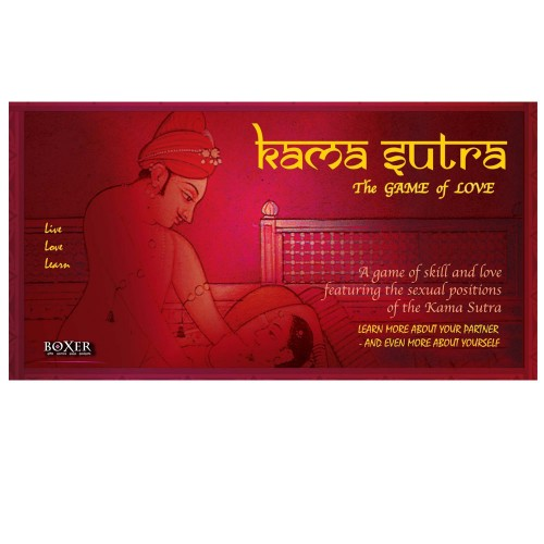 Kama Sutra Card Game