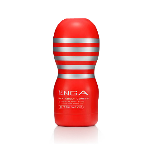 Tenga (Ultra Size) Deep Throat Cup Masturbator